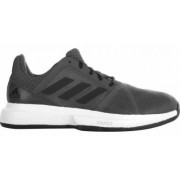 ADIDAS Courtjam Bounce Black Mens Clay/Padel (42)