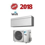Daikin Climatizzatore Mono Inverter Stylish Silver Ftxa35as/rxa35a Wi-Fi Inverter Pc Gas R-32 12000 A+++