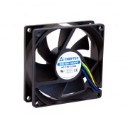 Ventilator Chieftec AF-0825PWM case fan - 80x80x25mm - 4 pin PWM/Molex