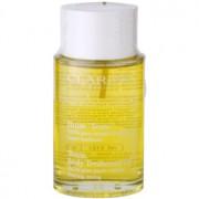 Clarins Body Age Control & Firming Care aceite corporal reafirmante antiestrías 100 ml