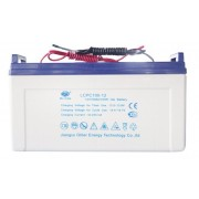 Oliter LCPC 100-12 Gel Deep Cycle Battery