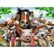 Puzzle Ravensburger - Poza Animale, 300 piese (13207)