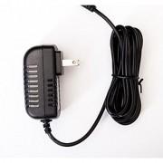 Omnihil 12V Ac Power Adapter For Yamaha Psr-520 Psr520 Keyboard Extra Long 8 Foot Cord