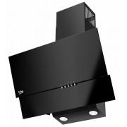 Hota decorativa HCA62320B, 185 W, 305 m³/h, Negru