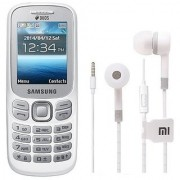 Samsung Guru 312/ Good Condition/ Certified Pre Owned (6 months Warranty) with Earphone