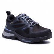 Туристически JACK WOLFSKIN - Force Striker Texapore Low W 4038891 Black/Blue