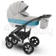Бебешка количка Camarelo Sevilla 2 в 1 комбинирана