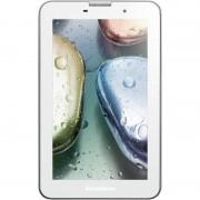 Tableta Lenovo Ideatab A3000 7 inch IPS Cortex A7 1.2 GHz Quad-Core 1 GB RAM 16 GB flash Wi-Fi 3G Android 4.1 White