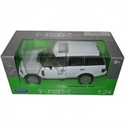 2003 Land Rover Range Rover White 1/24 by Welly 22415