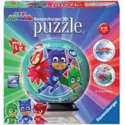 Puzzle 3D Eroi In Pijamale Motiv 2 Ravensburger
