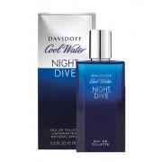 Davidoff Cool Water Night Dive 125Ml Per Uomo (Eau De Toilette)