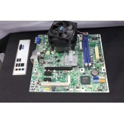 KIT PLACA DE BAZA HP 500B MT Eton H-I41-uATX , SOCKET 775 ,e5300 ,2,60Ghz, 2X DDR3 ,VGA,