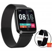 Reloj inteligente DAROBO N99 Sport IP68 para hombre, rastreador de actividad, Monitor de ritmo card