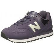 New Balance Womens 574 Core Sneaker deep cosmic sky/marblehead 11.5 D US