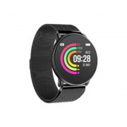"""Innjoo Reloj innjoo sport watch negro metalico redondo/ 1.33""""/ 512kb rom/ 64kb ram/ bluetooth 4.0"""