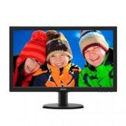 """MON 23,6""""W-LED VGA HDMI DVI VESA PHILIPS 243V5LHSB 16:9 1000:1 1MS"""