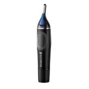 Trimmer pentru nas si urechi Nano Series Lithium NE3870, 2 capete, Trimmer detalii, Varfuri rotunjite, Negru
