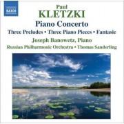 Kletzki - Piano Concerto (0747313219070) (1 CD)