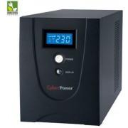 UPS CyberPower Value 2200EILCD, 2200VA/1320W, Line interactive AVR, GreenPower