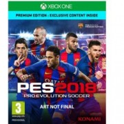 Pro Evolution Soccer 2018 Premium Edition, за Xbox One