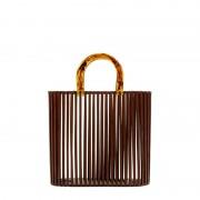 Becksöndergaard Strandtasche aus Holz Modell 'Willet'