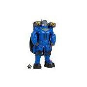 Imaginext Mega Battlebot, Azul, Mattel