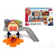 Pompierul Sam - Mini set de salvare, Statie de pompieri
