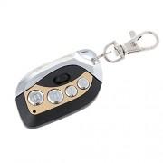 AST Works 433MHz 4 Button Remote Control Auto Copy Controller Car Alarm Garage Door Gate