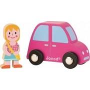 Masinuta Janod My Story - Car and Girl