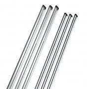 Hailo Professional Hailo Rückenschutz-Senkrechtstäbe 1450mm lang Stahl verzinkt