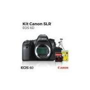 Câmera Canon 6D Corpo, Tripé, Bolsa(MasterTronic), C.32gb e Kit Limpeza