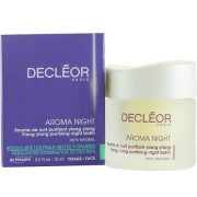 Decleor aroma night ylang ylang purifying night balm (pelle grassa & mista) 15ml