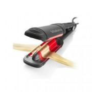 Преса за коса Valera 647.03 Master Ionic, керамично покритие, електронно регулиране на температурата, заключване на бутоните, черна
