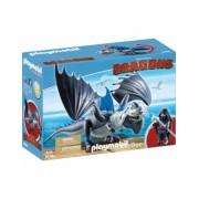 Drago Si Thunderclaw Playmobil