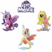 My Little Pony the movie glitter and style seapony -Sirena C0683