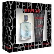 Replay - Jeans Spirit! férfi 30ml parfüm szett 2.