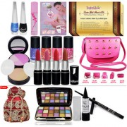 Makeup Artist Beauty Combo Makeup Sets By Adbeni