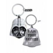 Breloc din argint Darth Vader