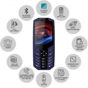I Kall K50 2.8 Inch Multimedia Feature Phone
