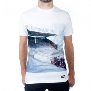 COPA Football - Preston North End Teraces T-shirt - Wit