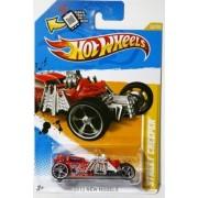Hot Wheels - 2012 New Models - Street Creeper - 32/50 , 32/247 [Scale 1:64]