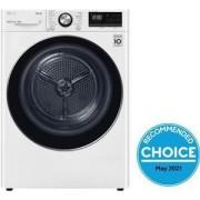 LG DVH9-09W 9kg Heat Pump Dryer with Inverter Control