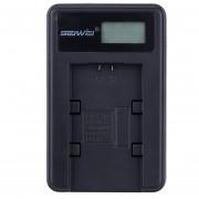 Nueva Li-ion Paquete De Baterías Cargador De Vídeo / Cámara Digital Cargador De Batería Con LED Indicador De Carga Para Sony NP-FV50 / FV70 / 90/100/120 NP-FP50 / 70 / FP90 / FF 170 NP-FH30 / 50/60/70 / 100
