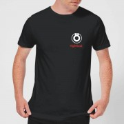 Ei8htball Pocket Logo Men's T-Shirt - Black - S - Black