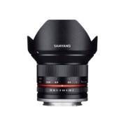 SAMYANG 12mm f/2.0 NCS CS Sony E-mount Zwart