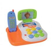 Simba Abc Funny Telephone, Multi Color