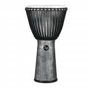 """Latin Percussion FX Rope Djembe LP725G 12-1/2"""", Gray"""