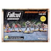 Set Figurine Fallout Ww Bo Steel Core