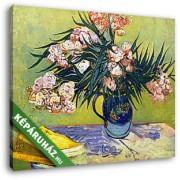 Vincent Van Gogh: Leander (30x25 cm, Vászonkép )