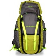 Rare And Demanded ROVER (with inbuilt rain cover) Rucksack - 45 L(Green, Grey)